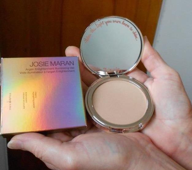 Josie Maran Argan Enlightenment Illuminizing Powder Veil