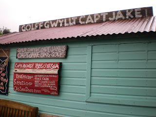 Golff Gwyllt at Anglesey Sea Zoo, Isle of Anglesey