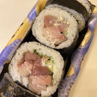 業務スーパー,巻き寿司