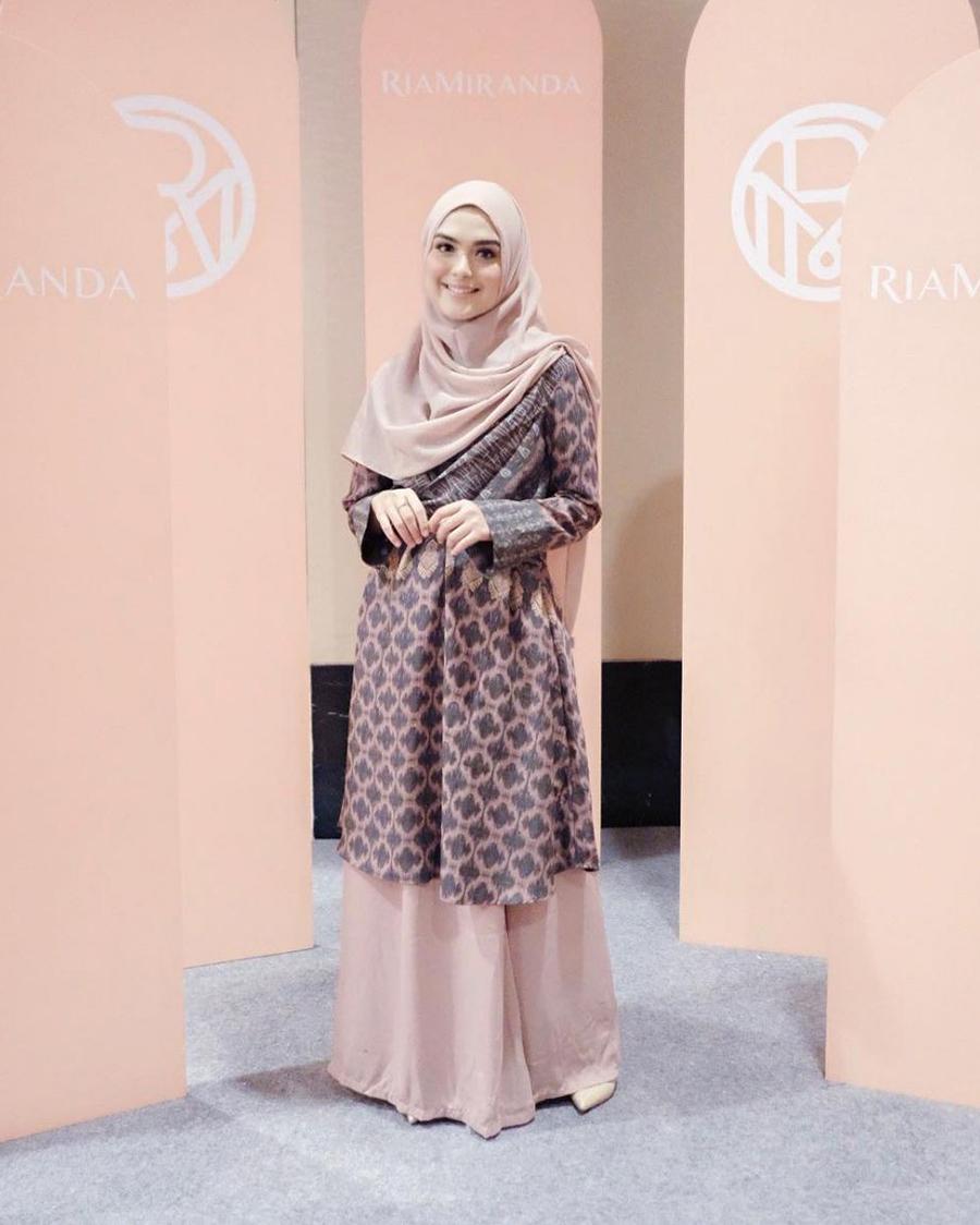Maxi Skirt Manis hijab