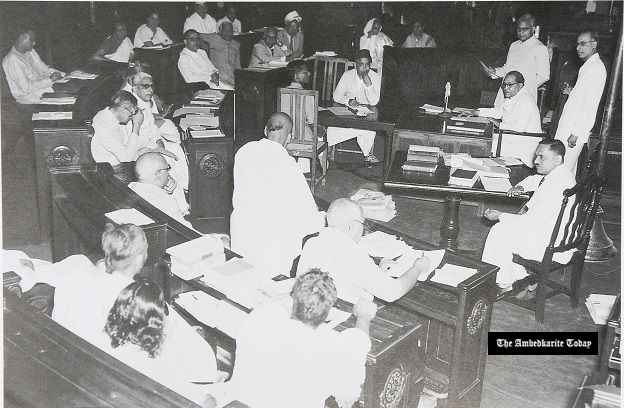 Dr. Bhimrao Ambedkar's  last speech In The Constituent Assembly |  ADOPTION OF THE CONSTITUTION