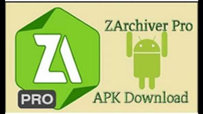 zarchiver | تحميل برنامج فك الضغط ZArchiver PRO للاندرويد