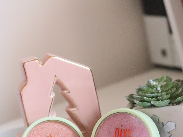 Review - Iluminadores Pretties: from head to toe Pixi Beauty