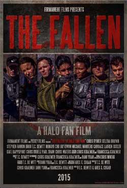The Fallen: A Halo Fan Film (2015)