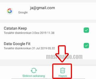 Panduan Cara Mengeluarkan Akun Gmail di HP dan PC Lengkap Dengan Gambar 7