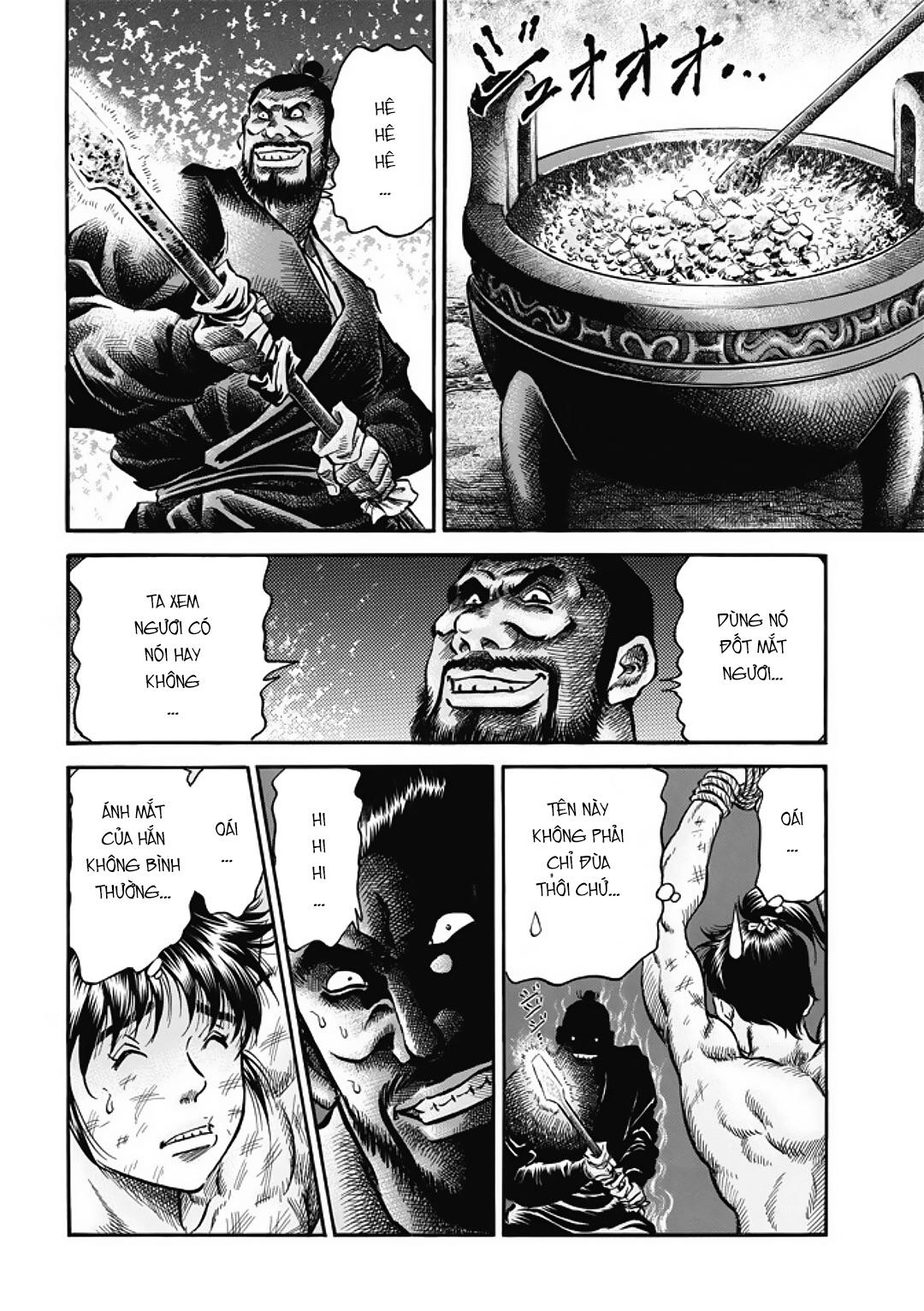 Chú Bé Rồng - Ryuuroden chap 281 - Trang 8