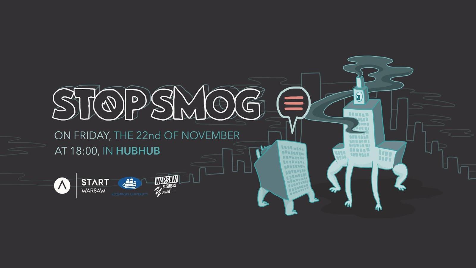 Stop Smog #1 Event