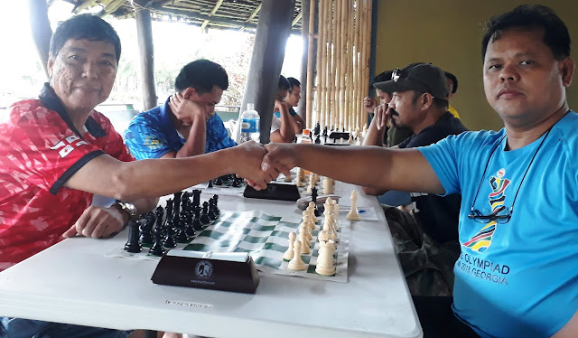 1699) 11 PHOTOS OF 3rd ROUND OF 2019 Palau National Chess