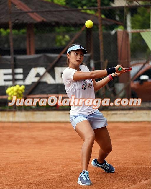 Priska Madelyn Nugroho Jalani Karantina Jelang Ikuti TC dan Berlaga di Wimbledon