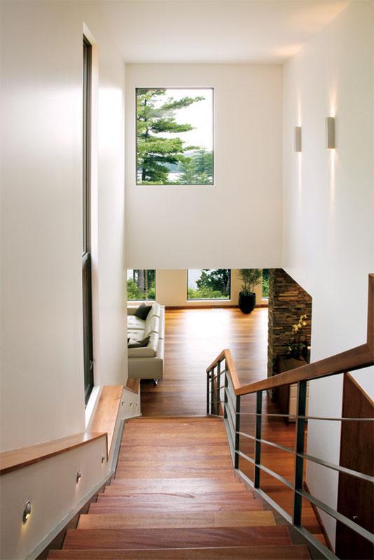 contemporary residence designs