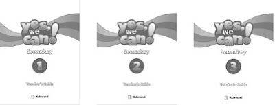 Yes We Can¡ 1,2 y 3 Secondary Teacher's Book