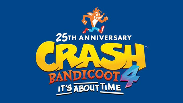 crash bandicoot 25th anniversary