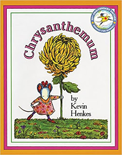 Chrysanthemum book by Kevin Henkes