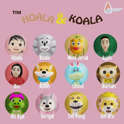 Tim Hoala dan Koala