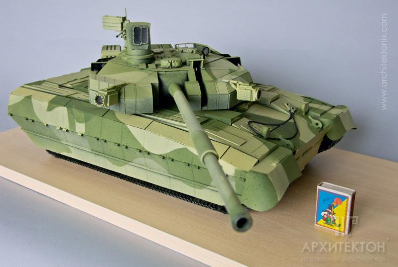 Моделі техніки БМ Оплот - Ukrainian Military Pages