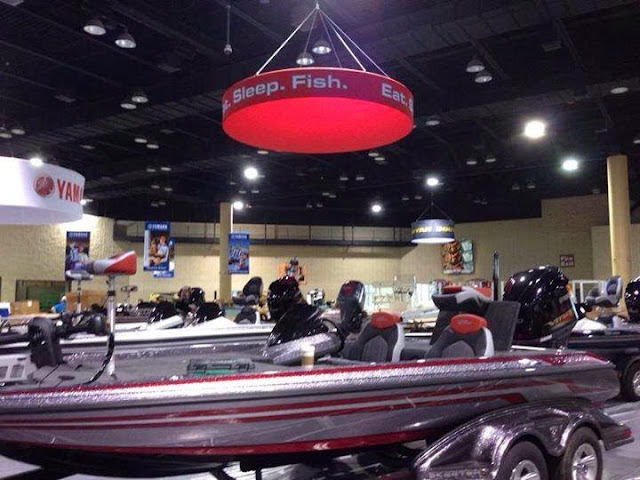 Skeeter Boats at Bassmaster Classic