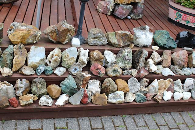 אוסף הסלעים של פטרה