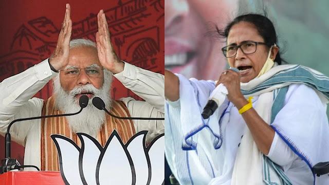 बंगाल में चुनाव खत्म होते ही हिंसा शुरू