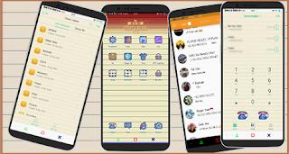 Tema Oppo A83, F5, A3S, F7, Realme Tembus Aplikasi