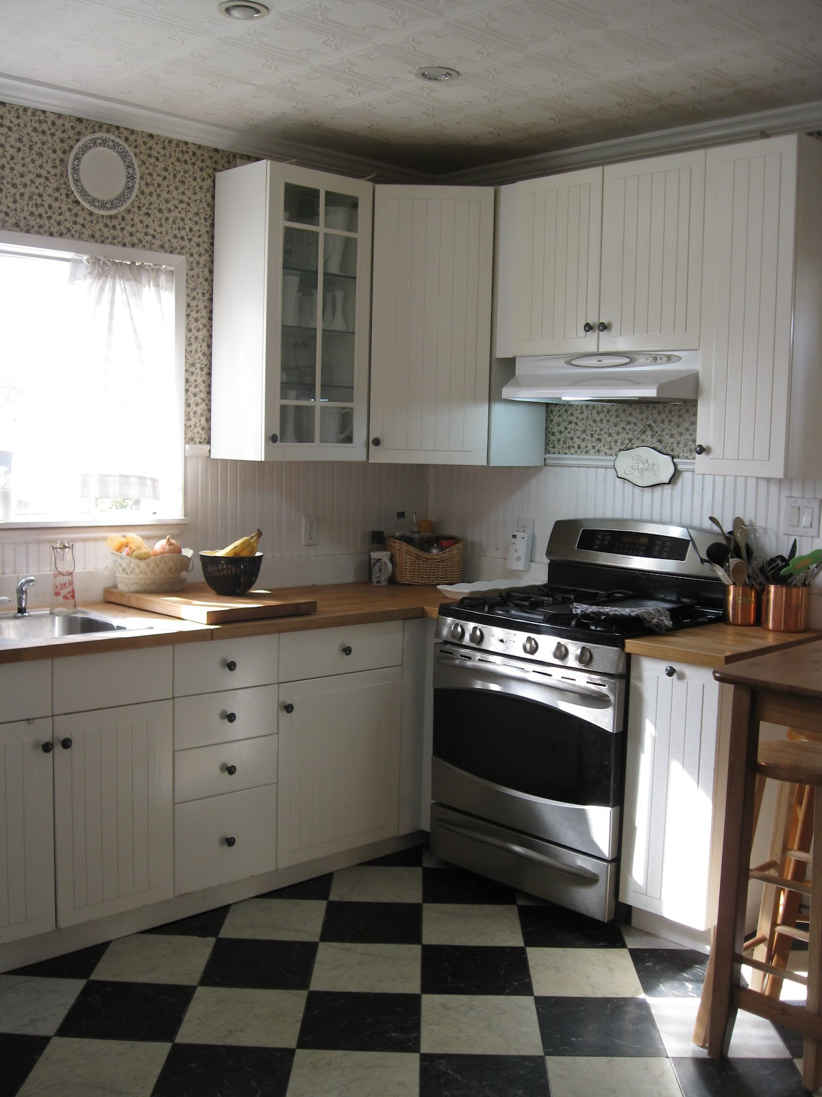 My Dream Kitchen Fashionandstylepolice: Of Wool And Loveliness: My Dream Kitchen- Part 3 The REVEAL