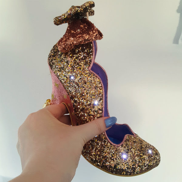 irregular choice gracious dreamer light up shoes