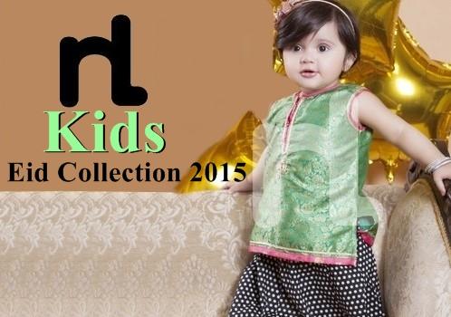 a9b18a08e Nishat Kids Eid Collection 2015-2016