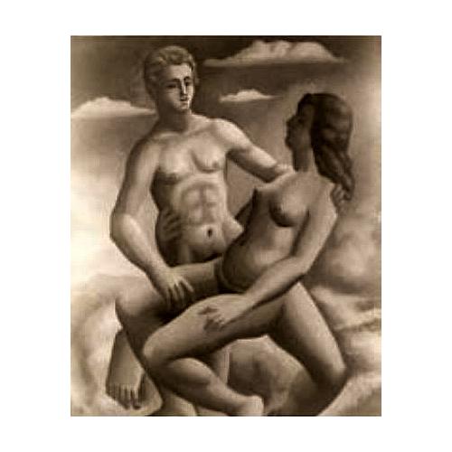 Bajo el Cielo de Anahuac, La Catarsis, Jaime Colson, 1947
