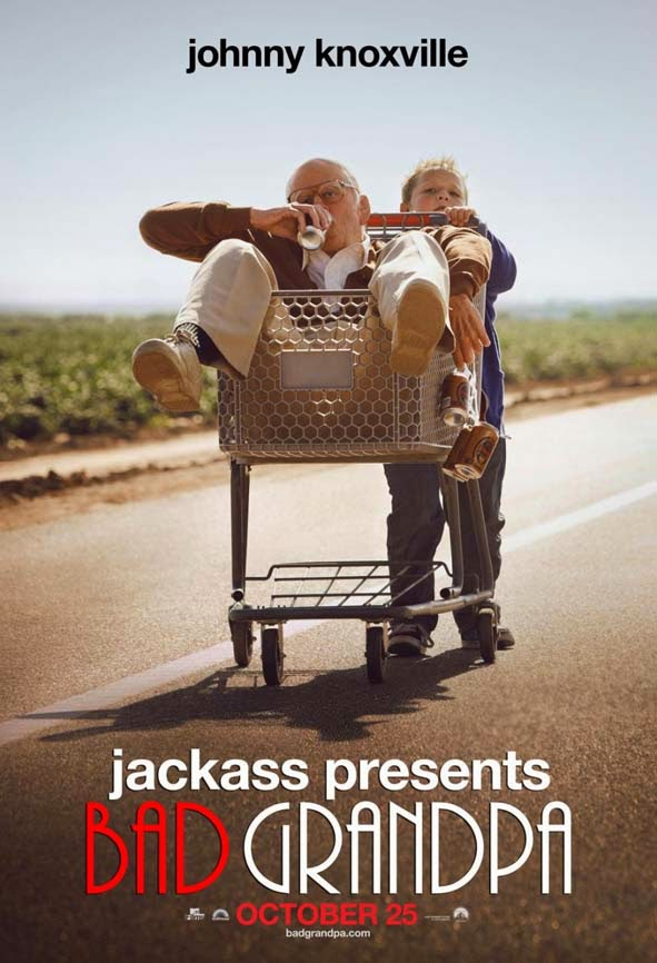 Jackass Presents: Bad Grandpa - Jackass: Bezwstydny dziadek - 2013