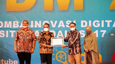 Ditutup Sekjen Kemdikbudristek, Unand Sukses Gelar LIDM 2021