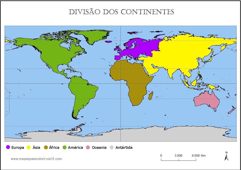 mapa dos continentes Neo Geographiká: KEN   Mapa dos Continentes mapa dos continentes