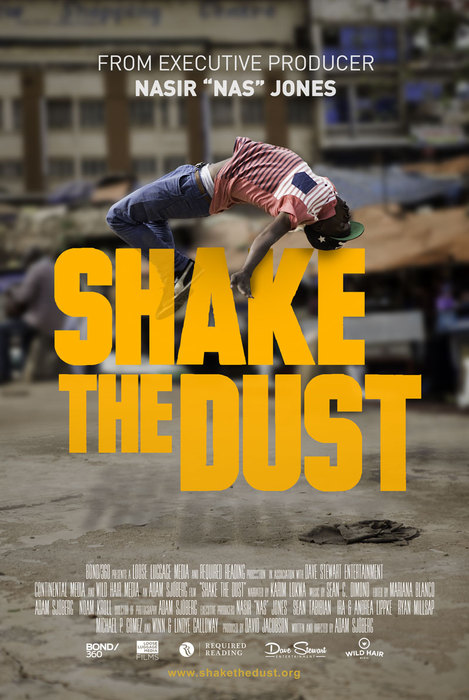 MUST-SEE TRAILER - SHAKE THE DUST featuring Music from hip
