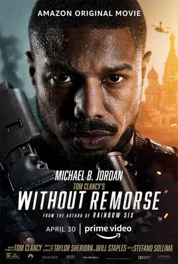 Without Remorse 2021 480p 350MB BRRip Dual Audio