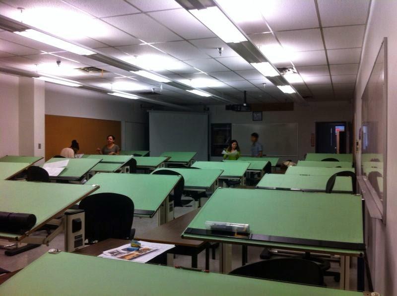 The Design Pupil Bcit Vs Kpu Classroom Comparison