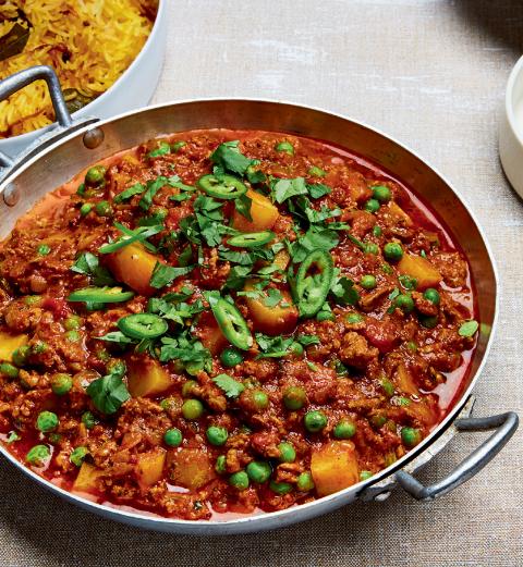 Minced Lamb Curry recipes