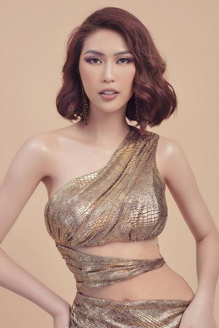 Hoa hậu Tường Linh lần đầu lên tiếng khi bị đồn nằm trong đường dây bán dâm: 'Cây ngay sẽ không chết đứng'