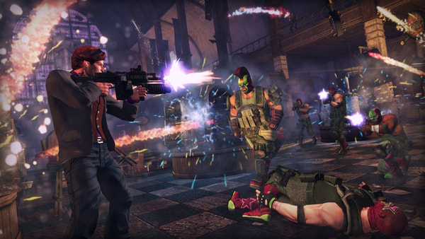 Download Saints Row The Third Torrent PC