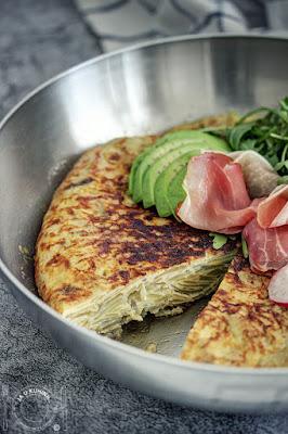 Španska tortilja (omlet)