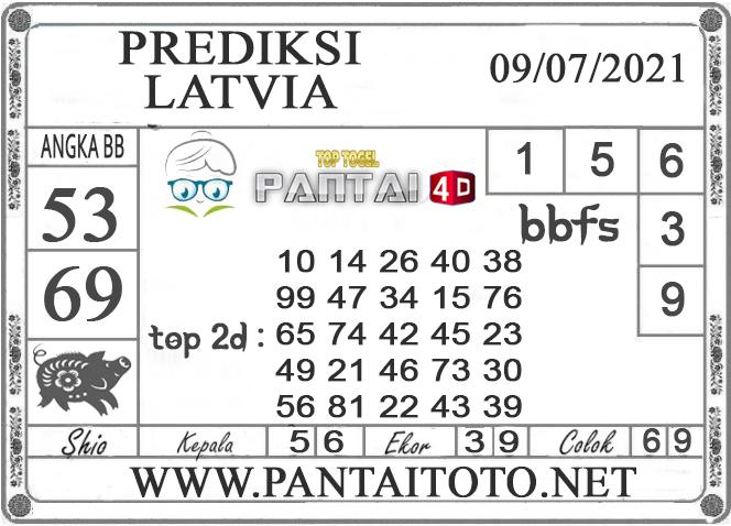 PREDIKSI TOGEL LATVIA PANTAI4D 09 JULI 2021