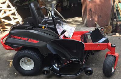 Thailand Troy Bilt Zero Turn Lawn mower