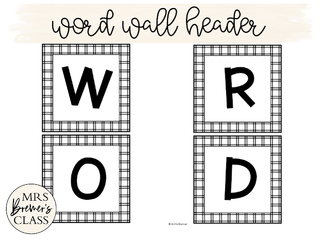 This pack contains alphabet letter cards, a Word Wall bulletin board header, and editable word template cards to type in whatever words you like! The alphabet cards feature Melonheadz Kidlettes! Don't you hate getting premade Word Wall sets, only to find they don't have all the words you need? Or maybe you'd like to add student names to your Word Wall? Well now you can! #wordwall #kindergarten #1stgrade #2ndgrade #literacy #backtoschool