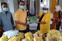 HM. Suhaili Instruksikan Kader Golkar di NTB Lawan Covid19, Bentuk Satgas RT Siaga
