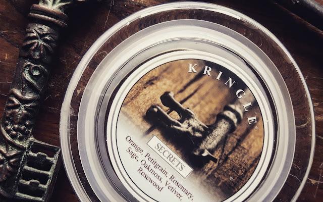 Secrets Kringle Candle - odkrywamy tajemnice - Czytaj więcej »