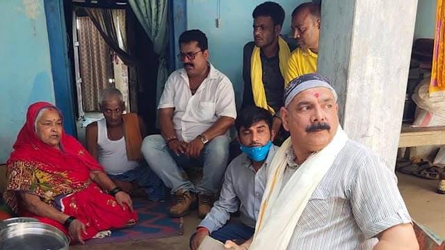 परशुराम संघ के नेताओं ने कहा - महमदपुर कांड में निर्दोषों को भी फंसाया गया, दोषियों को मिले सजा