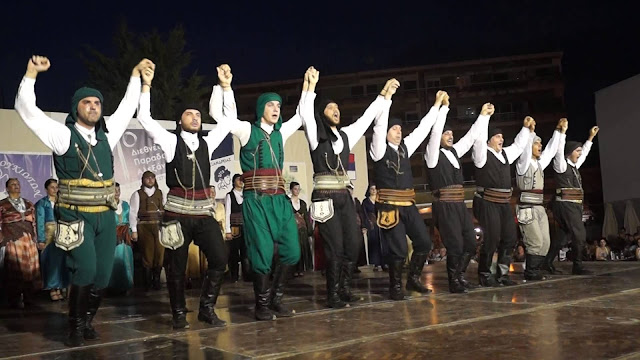 Εκδήλωση με θέμα: ο Ποντιακός χορός ως αεροβική άσκηση