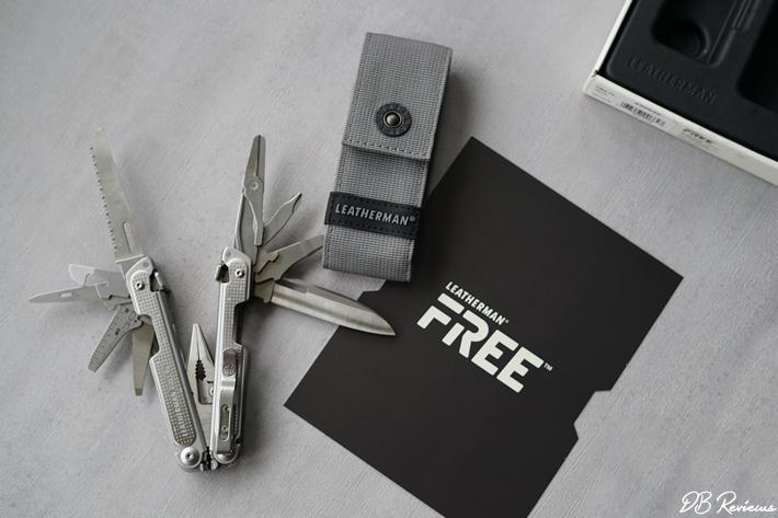 Leatherman FREE™ P4 Multipurpose Pliers