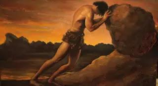 Philosophy of Absurd in Albert Camus' The Myth of Sisyphus