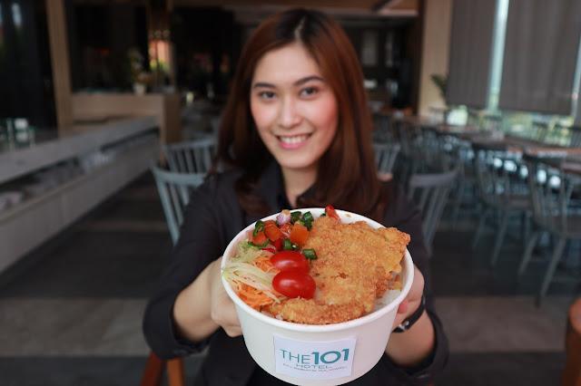 Promo Rp25 Ribu The 101 Palembang Rajawali Hadirkan 101 Rice CUP