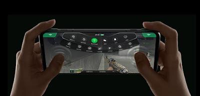 مراجعة لهاتف الألعاب شاومي بلاك شارك Xiaomi Black Shark 3 Pro  شاومي بلاك شارك Xiaomi Black Shark 3 PRO مراجعة لموبايل/جوال/تليفون شاومي بلاك شارك Xiaomi Black Shark 3 Pro - مواصفات شاومي بلاك شارك Black Shark 3 pro - ميزات شاومي بلاك شارك Xiaomi Black Shark 3 Pro .