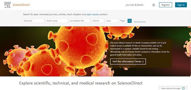 جميع مصادر البحث العلمي والحصول علي اي مرجع ورسالة وبحث بكل سهولة | All sources of scientific research