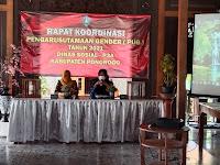 Dinsos-P3A kabupaten Ponorogo adakan rapat koordinasi pengarusutamaan gender tahun 2021